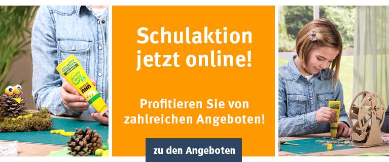 Schulaktion Herbst jetzt online!