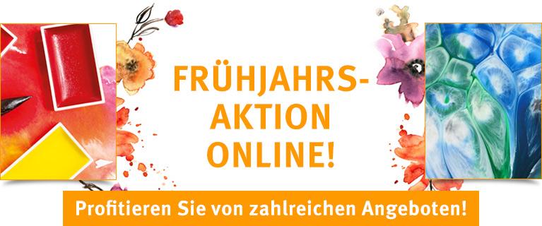 Unsere Frühjahrsaktion - Jetzt online!