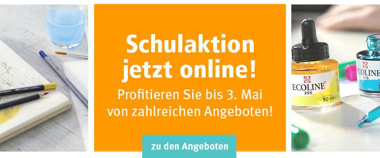 Schulaktion Frühjahr jetzt online